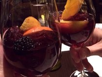 Carrabba's Blackberry Sangria
