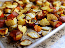 Breakfast Home Fried Potatoes