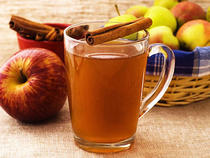 Apple Caramel Cider