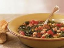 Sausage, Kale, And Bean Soup