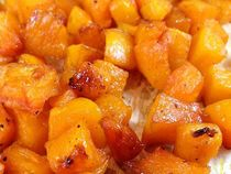 Maple Glazed Roasted Butternut Squash