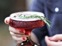 Rosemary Infused Cocktail