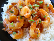 Spicy Sichuan Syle Shrimp