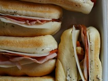 Hot Italian Sandwiches