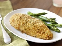Crumb Coated Ranch Chicken
