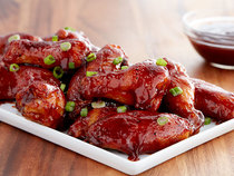 Evie's Bbq Chicken Wings