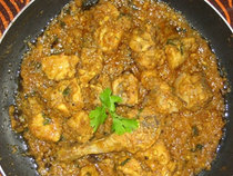 Harriet's Chicken Curry